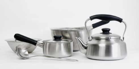 柳宗理のキッチンアイテム
