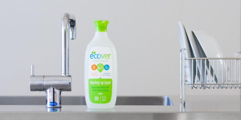 植物由来の洗剤エコベール