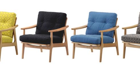 使いつづける楽しさを。マルニ60 × mina perhonen の家具