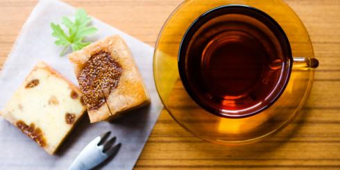 お茶を楽しむ道具