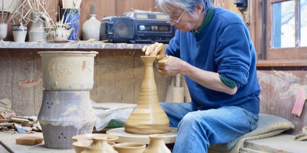 太田哲三窯に行ってきました。前編