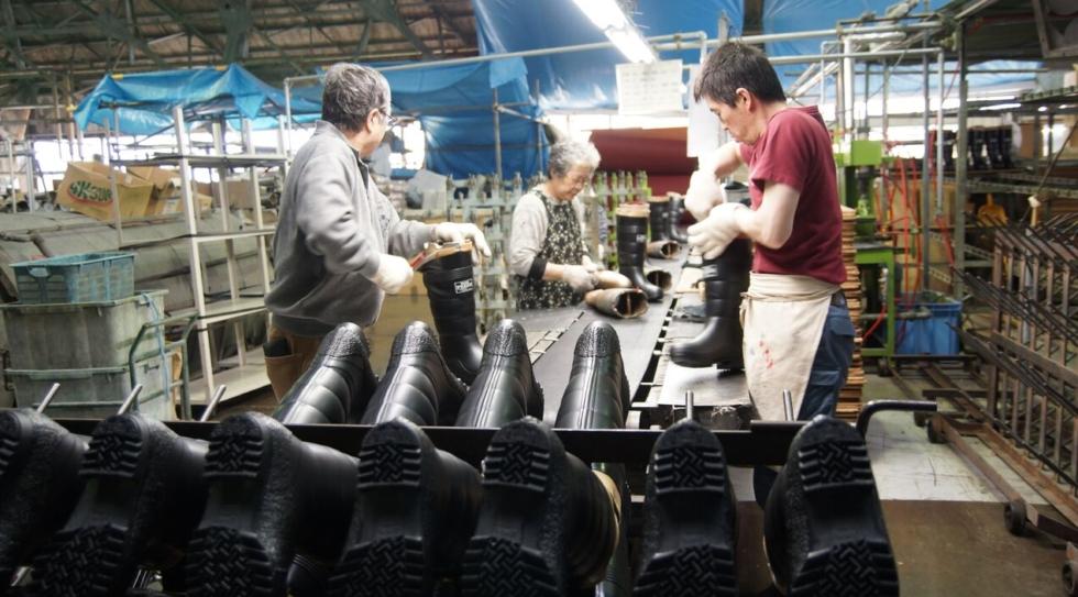 第一ゴム株式会社・工場見学レポート
