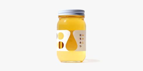 かどやの有田みかんハチミツ