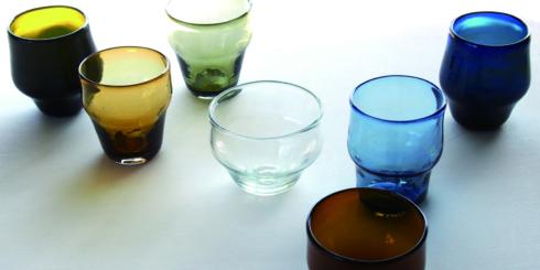 彩砂(るり)という工房名は師がつけてくれた。 ガラス=珪砂。「いろんな色のガラスでやりなさい」と。|吹きガラス工房 彩砂(読谷村)