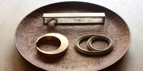 FUTAGAMI -使い込む、真鍮の生活道具-