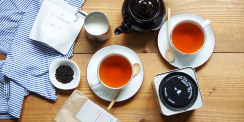 冬の紅茶展