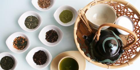 鹿児島の食 - お茶とハーブティー