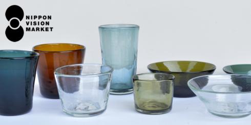 「吹きガラス工房 彩砂の琉球ガラス」