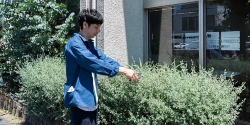 シャツとジャケットの間、日常の作業服  d 202 BACK POCKET SHIRT