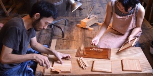 木漆工とけしが考える琉球漆器