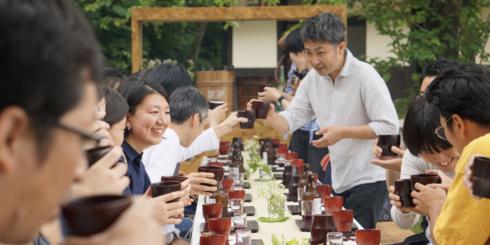 d食堂 in 二戸(3)生産者と生活者で食卓を囲む