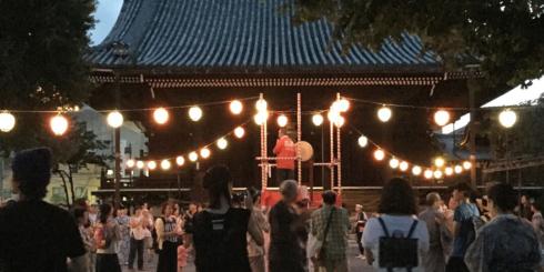 2019 盆踊り in 佛光寺