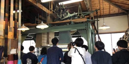 「ハタオリ大学 meets D&DEPARTMENT PROJECT」レポート②