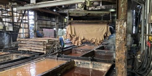 もののまわりトーク  栃木レザーに学ぶ、革加工技術