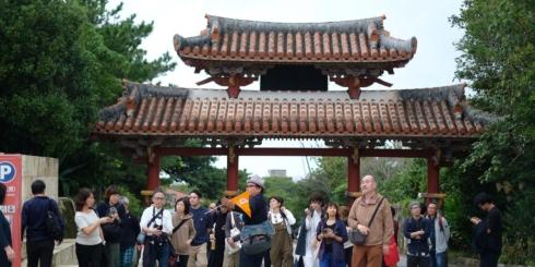 d SCHOOL「わかりやすい首里城」開催レポート