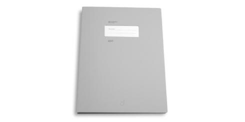 スタッフの商品日記 005 d別注クリアファイル