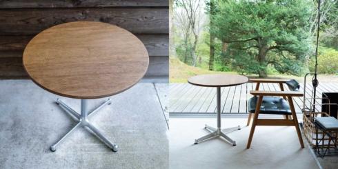 いろいろなスタイルに合わせる LAUAN TABLE