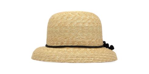 スタッフの商品日記 014 田中帽子の麦わら帽子