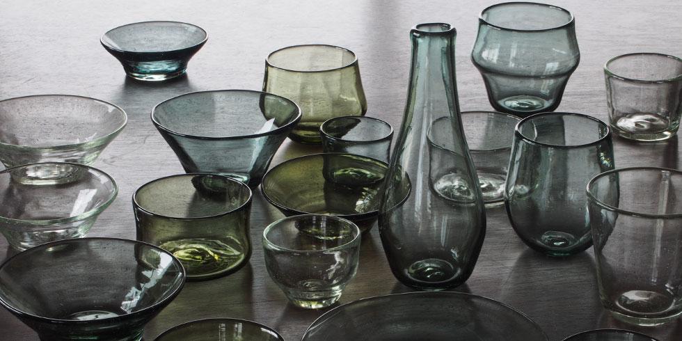 沖縄のガラス-吹きガラス工房 彩砂の器-