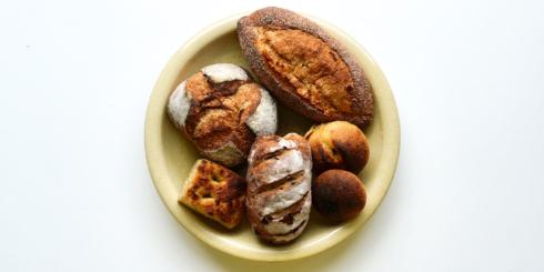宗像堂のパンが届く日