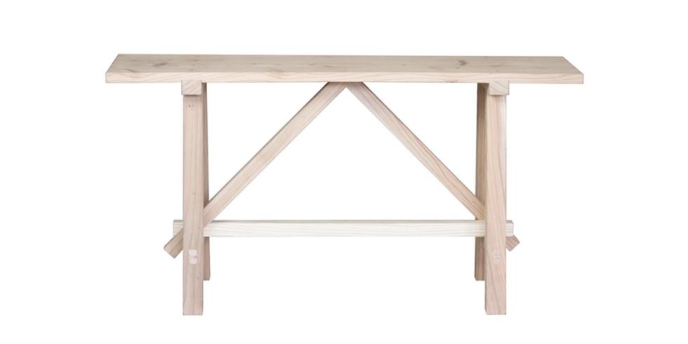 スタッフの商品日記 020 杉工場の屋台椅子
