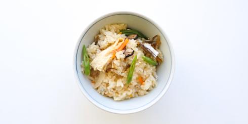 香川「いりこ飯」