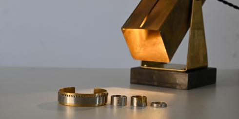 重ねた金属の風景  -cicafu metal works-