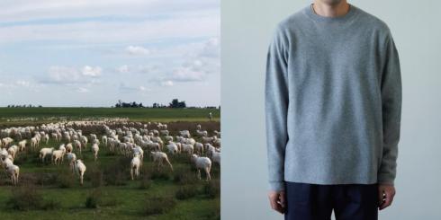 ニットデザイナー渋谷渉さんに聞くウルグアイの羊毛ニットの魅力