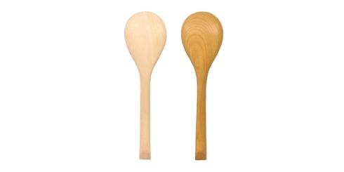スタッフの商品日記 042   宮島工芸製作所の杓子