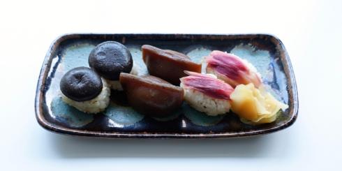 高知「高知の酢飯」