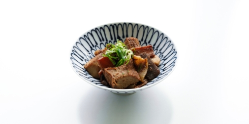 愛知「煮味噌」