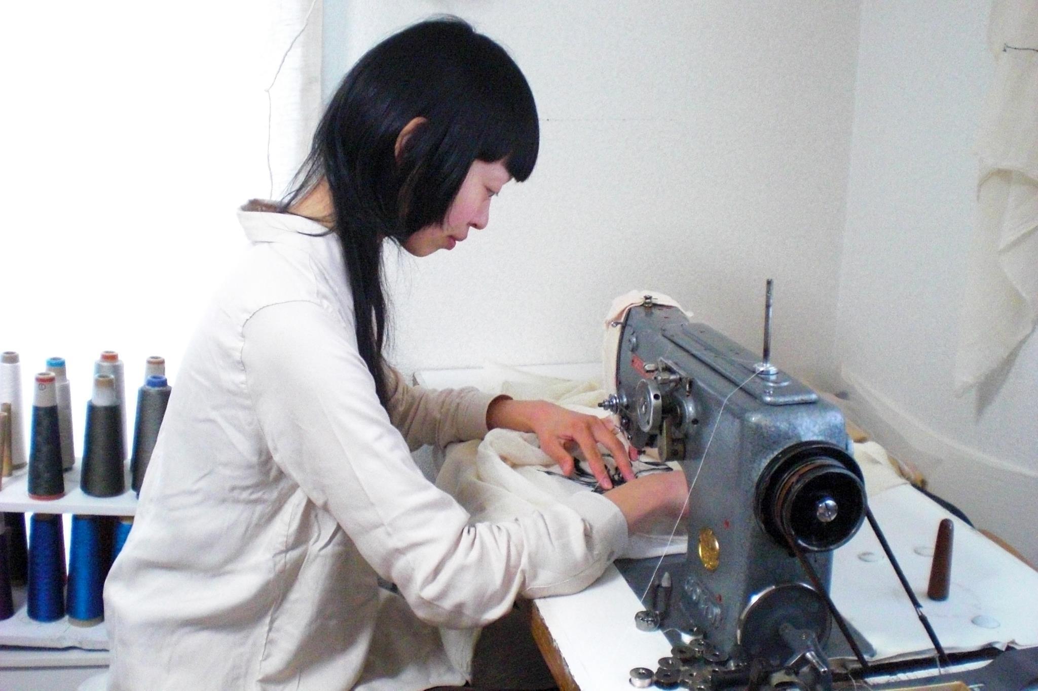 群馬 横振刺繍のアクセサリー