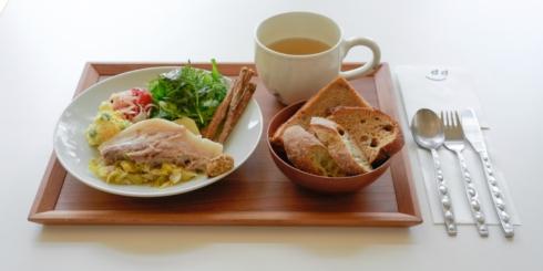 【6月】宗像堂のパンで朝ごはん