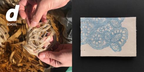 わかりやすい和紙-小川和紙と糸で綴じる和綴ノート作り-